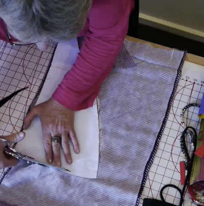 create a video for a bespoke artisan bag maker